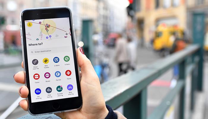 Berlin single app
